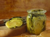 Preserved Brassica recipe