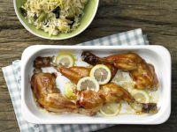 Marinated Chicken Legs recipe