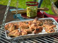 Marinated Chicken Wings recipe