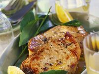 Marinated Fried Tuna recipe