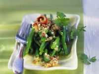 Marinated Green Bean Salad recipe