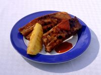 Marinated Grilled Spareribs recipe