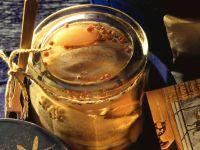 Marinated Herring Fillets recipe