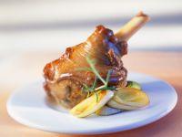 Marinated Leg of Lamb recipe