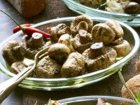 Marinated Mushrooms recipe
