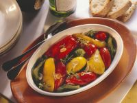 Marinated Peppers recipe