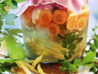 Marinated Pickled Vegetables recipe