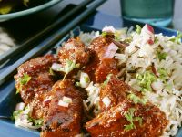 Marinated Pork Ribs recipe