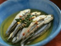 Marinated Sardines recipe