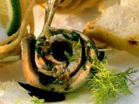 Marinated Sardines with Fennel Salad recipe