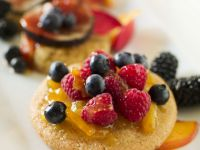 Marmalade and Berry Sugar Cookies recipe