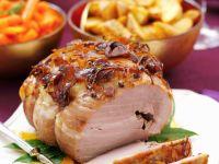 Marmalade-glazed Ham recipe