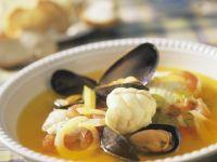 Marseille Fish Soup with Aioli recipe