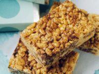 Marshmallow Cereal Bars recipe