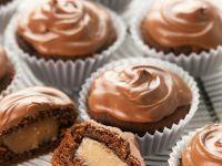 Marzipan Centre Cakes recipe