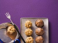 Almond and Orange Truffles recipe