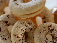 Marzipan Cookies with Apricot Jam recipe