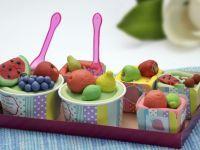 Marzipan Fruit Cupcakes recipe
