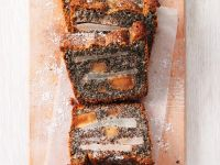 Marzipan Poppyseed Loaf Cake recipe