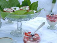 Mascarpone Cream with Berries recipe
