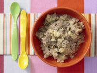 Mashed Potatoes with Chicken Liver recipe