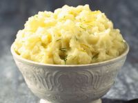 Mashed Potatoes with Lemon and Herbs recipe