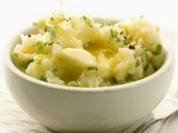 Spring Onion Mashed Potato recipe