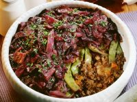 Meat and Vegetable Bake recipe