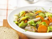 Meat and Vegetable Soup recipe