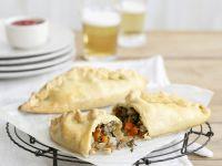 Steak, Celeriac and Red Wine Pastries recipe