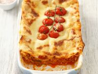 Meat Sauce and Pasta Bake recipe