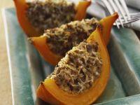 Meat Stuffed Pumpkin recipe