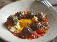 Meatball Tagine recipe