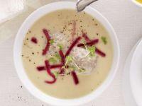 Meatball Vegetable Soup (Konigsberg Soup) recipe