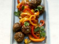 Spiced Meatballs Step-by-step