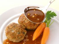 Meatballs with Carrots and Sauce recipe