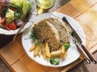 Meatloaf with Potato Crust recipe