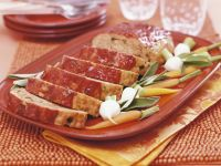Meatloaf with Vegetables recipe