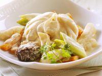 Meaty White Fish Casserole recipe