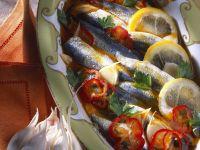 Med-style Fish Platter recipe