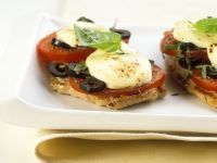 Mediterranean Baked Veal Cutlets recipe