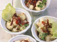 Mediterranean Cauliflower Salad recipe