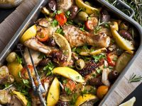 Med-style Chicken Bake recipe