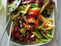 Mediterranean Penne Salad recipe