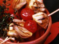 Mediterranean Skewers recipe
