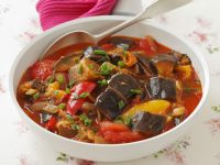 Mediterranean-style Eggplant Stew recipe