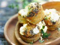 Mediterranean Vegetable Cakes recipe