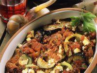 Mediterranean Vegetable Gratin