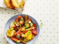 Mediterranean Vegetable Saute recipe