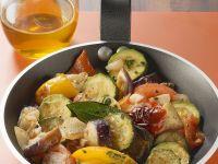 Fresh Ratatouille Provencale recipe